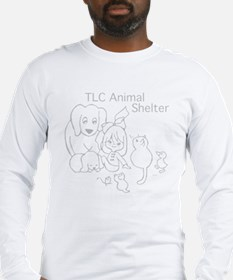 Cool Animal shelter Long Sleeve T-Shirt