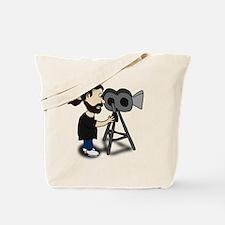 Cute Filmmaker Tote Bag