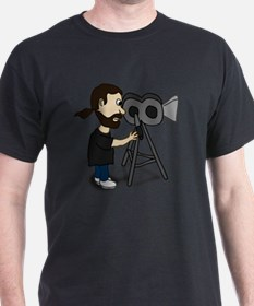 Unique Filmmaker T-Shirt