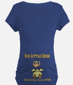 Our Little Chick Maternity T-Shirt