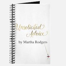 Cute Martha rodgers Journal