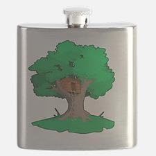 Unique House Flask