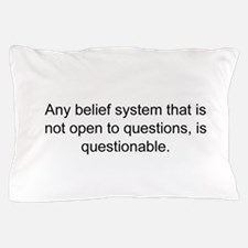 Anti-Religion Pillow Case