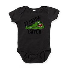 Unique Crocodiles Baby Bodysuit