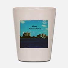 Atlantis Shot Glass