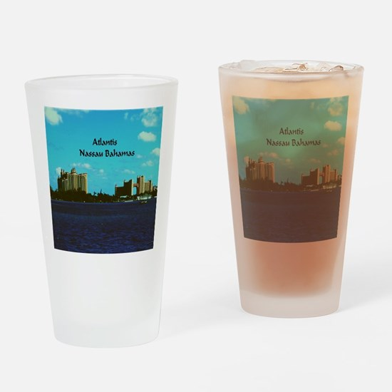 Atlantis Drinking Glass