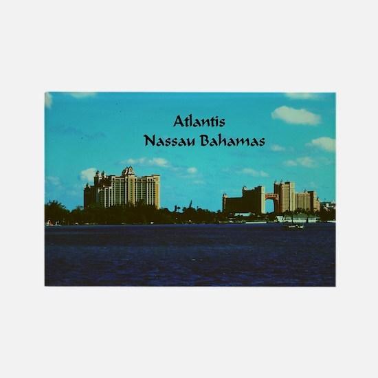 Atlantis Rectangle Magnet