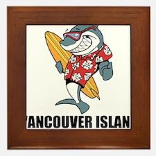 Vancouver Island, British Columbia, Canada Framed