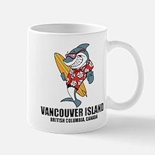 Vancouver Island, British Columbia, Canada Mugs