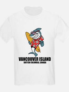 Vancouver Island, British Columbia, Canada T-Shirt