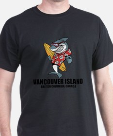 Vancouver Island, British Columbia, Canada T-Shirt