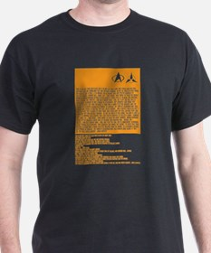 Worf quotes T-Shirt