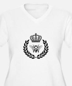 THE FRENCH BEE Plus Size T-Shirt