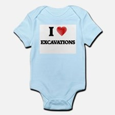 I love EXCAVATIONS Body Suit