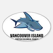 Vancouver Island, British Columbia, Canada Decal