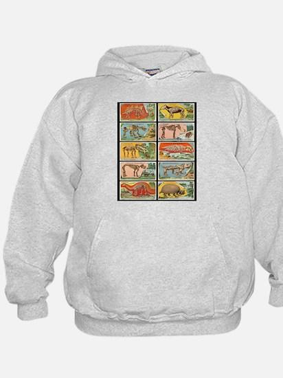 dino_16x20_print2 Sweatshirt