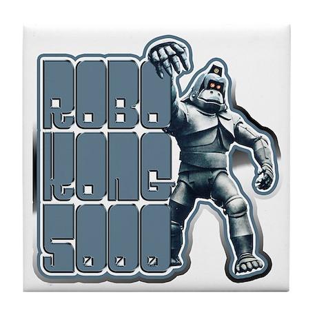 RoboKong Mach5000 Tile Coaster