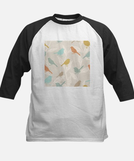 Pretty Birds Baseball Jersey