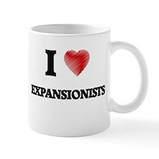 I love EXPANSIONISTS Mugs