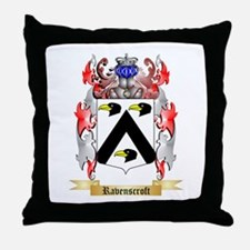 Ravenscroft Throw Pillow