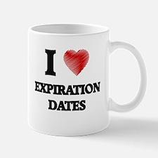 I love EXPIRATION DATES Mugs