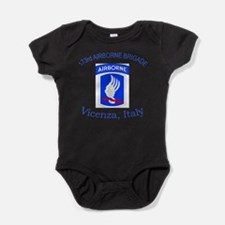 Cute Vicenza italy Baby Bodysuit