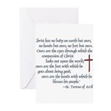 Catholic Greeting Cards (20 Pack)
