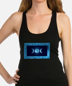 Three Phase Moon Racerback Tank Top