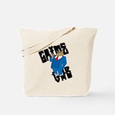 Unique Smoking cat Tote Bag
