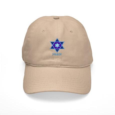 Peace For Hanukkah Cap
