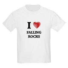 I love Falling Rocks T-Shirt