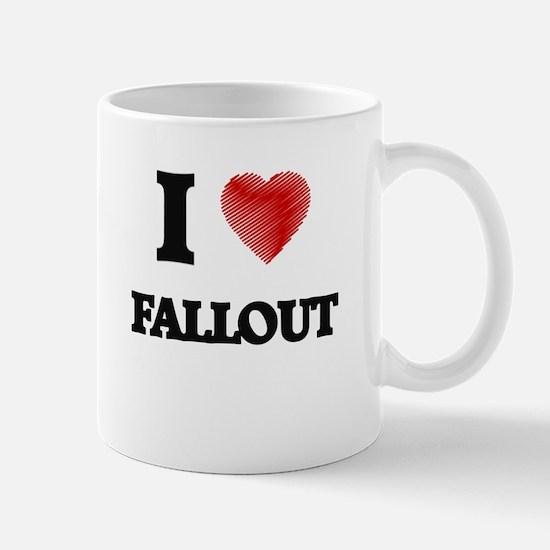I love Fallout Mugs