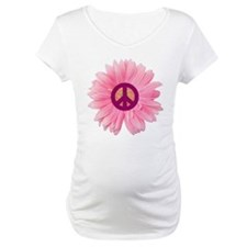 Pink Peace Daisy Shirt