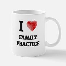 I love Family Practice Mugs