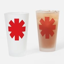 Funny Texas tech red raiders Drinking Glass