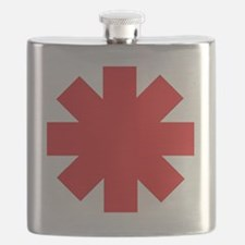 Cool Red Flask