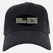 U.S. Air Force: ROMAD (Black Flag) Baseball Cap