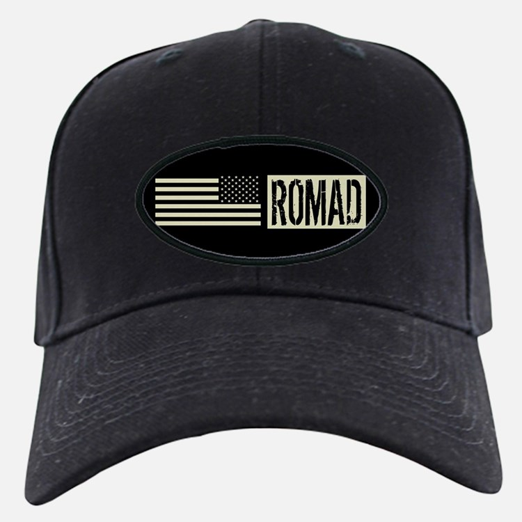 U.S. Air Force: ROMAD (Black Flag) Baseball Hat