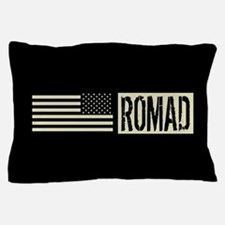 U.S. Air Force: ROMAD (Black Flag) Pillow Case