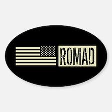 U.S. Air Force: ROMAD (Black Flag) Decal