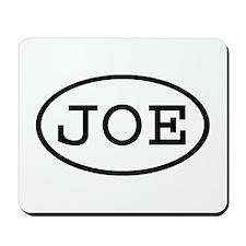 JOE Oval Mousepad