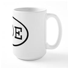 JOE Oval Mug