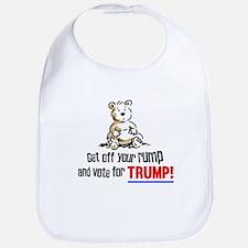 The Trump Bear Bib