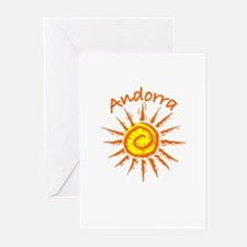 Andorra Greeting Cards (Pk of 10)