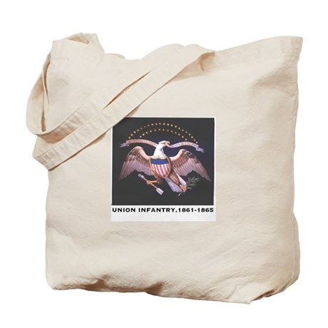 Union Infantry Tote Bag