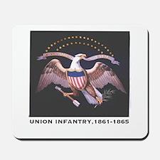 Union Infantry Mousepad