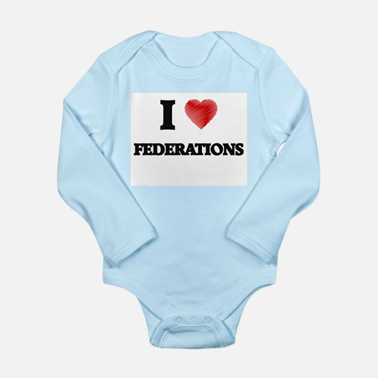 I love Federations Body Suit