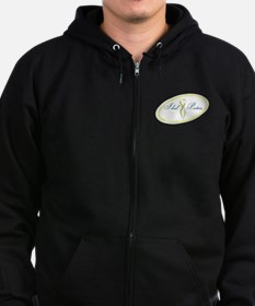 Cute Ideals Zip Hoodie (dark)