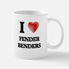I love Fender Benders Mugs