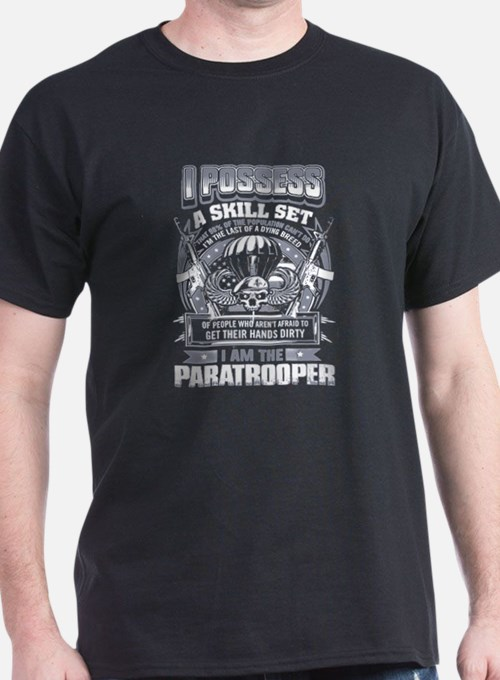 i am the Paratrooper T-Shirt